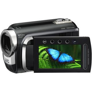 JVC GZHD300BUS 60GB HDD Full HD Black Camcorder (Refurbished