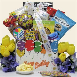 iTunes Birthday: Kids Teen Birthday Gift Basket Ages 13 & Up