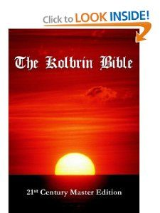 The Kolbrin Bible Janice Manning, Marshall Masters 9781597720052