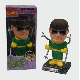 Spider Man Doctor Octopus Bobble Head
