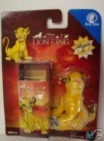 Disney the Lion King Simba Collectable Tin and Mini Plush