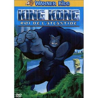 King kong le roi datlantide en DVD FILM pas cher