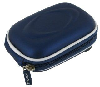 rooCASE EVA Hard Shell (Dark Blue) Carrying Case with