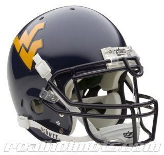 WEST VIRGINIA MOUNTAINEERS Schutt Full Size Authentic