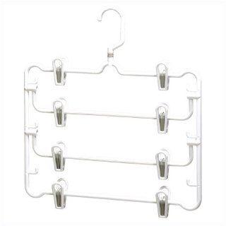 Whitmor 6027 230 Designer Plastic 4 Tier Skirt Hanger