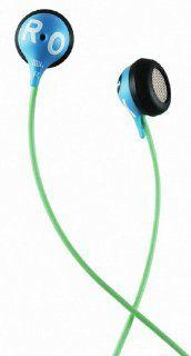 ROXY by JBL Reference 230 Earbud Headphone  Blue/Green