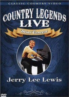 Jerry Lee Lewis   Country Legends Live Mini Concert: Jerry