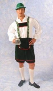 Alexanders Costume 27 231 Medium Lederhosen: Clothing