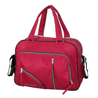 BABY ON BOARD Sac Daily Rouge   Achat / Vente SAC A LANGER BABY ON