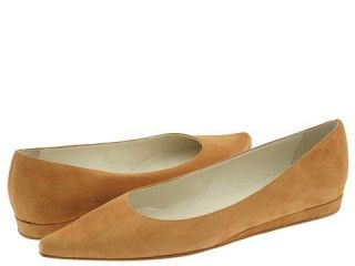 Anne Klein New York Linda Tan Suede