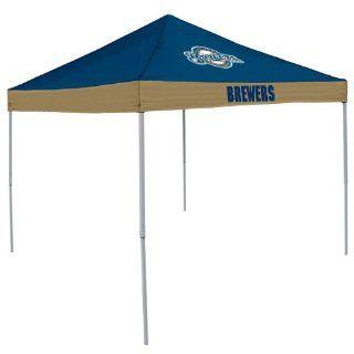MLB Milwaukee Brewers Economy Tailgate Tent Sports