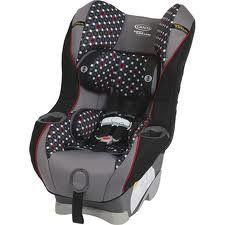 Graco   MyRide 65 Convertible Car Seat, Nico Baby