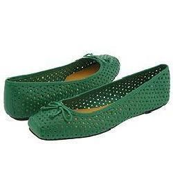 MIA Eclipse Green Leather(Size 7 M)