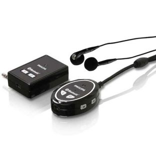 Philips VOX340 Stereo Bluetooth Headset