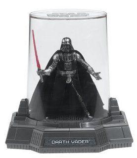 Star Wars Titanium Series Die Cast Darth Vader Toys