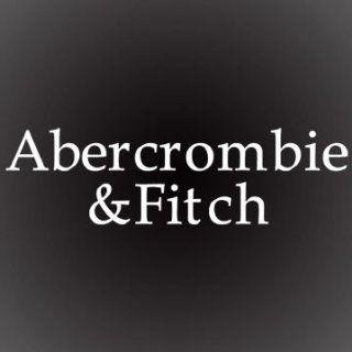 ABERCROMBIE & FITCH DECAL STICKER 7X2    Automotive