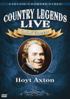 Hoyt Axton   Country Legends Live Mini Concert: Hoyt Axton