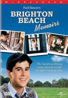 Brighton Beach Memoirs Jonathan Silverman, Blythe Danner