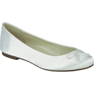 Womens Pink Paradox London Baby White Satin Today $63.45