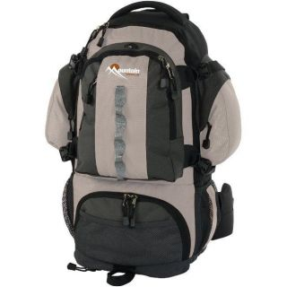 Mountain Trails Mid size Quickhaul Grey Backpack