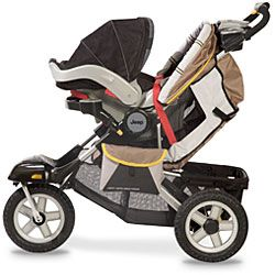 Jeep Liberty Limited Stroller in Energy