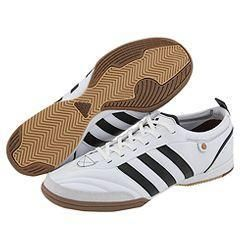Adidas adiPURE IN White/Black/Metallic Silver