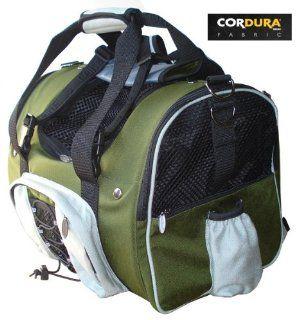 Celltei Backpack o Pet   Cordura(R) Green & Light Grey