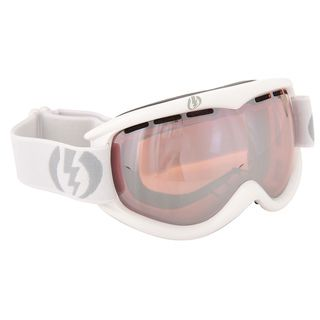 Electric EG1S Goggles Gloss White/Silver Chrome Lens