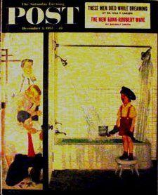 Saturday Evening Post December 3 1955 Vol 228 No 23   True Firsts