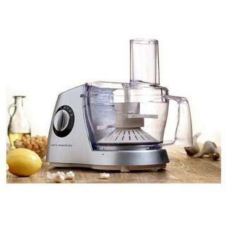 Cooks Essentials 5 Cup 350 Watt Food Processor w/Accessories