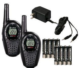 Cobra Electronics Walkie Talkie CXT235 Two Way Radio Car