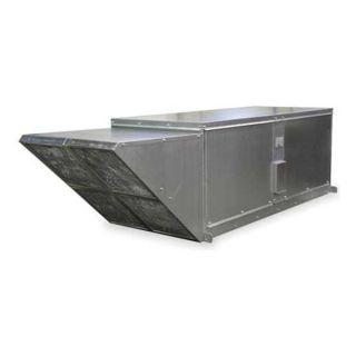 Dayton 2TE35 Make Up Air Heater, 400 MBtuH, Natural Gas