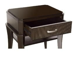 Manhattan 3 piece Queen size Bedroom Set with Small Nightstands