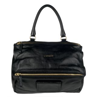 Givenchy Large Pandora Leather Messenger Bag