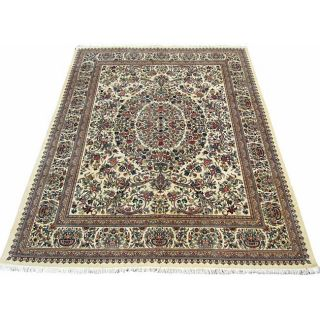Pak Persian Abusson Hand knotted Rug (10 x 146)