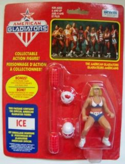 American Gladiators ICE Action Figure Toys & Games