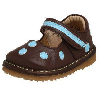 Steps Infant/Toddler 236 First Walker,Brown/Blue,5 M US Toddler Shoes