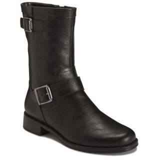 A2 by Aerosoles Slow Ride Black Boot
