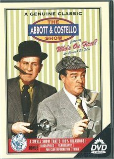 The Abbott and Costello Show Featuring Whos on First