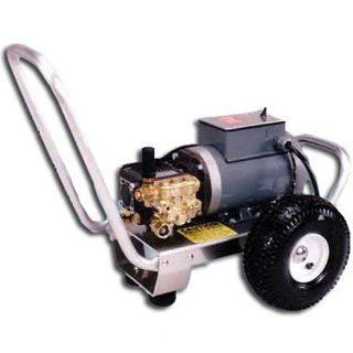 230 Volt Electric Powered Pressure Washer With General Pump Patio