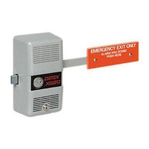 DX ECL 230D Battery Operated Exit Control Lock w/ Alarm