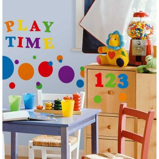 Numbers Primary Peel & Stick Wall Decal Art Today $13.99