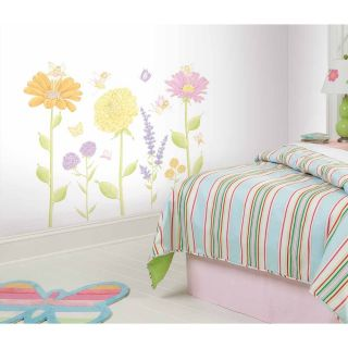 RoomMates Fairy Garden Peel & Stick Mega Pack Wall Decal Today $40.99