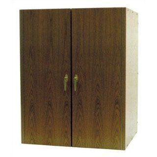 Vinotemp 230 2 Door Oak Wine Cooler Cabinet Wood Finish