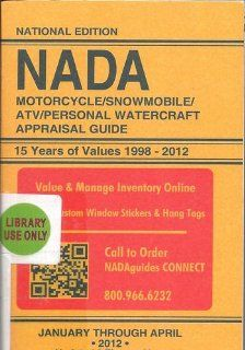 NADA Motorcycle/Snowmobile/ATV/Personal Watercraft Appraisal Guide 15