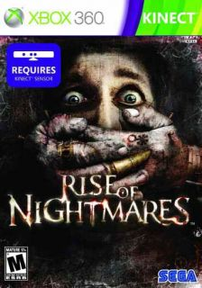 Xbox 360   Rise of Nightmares   By SEGA