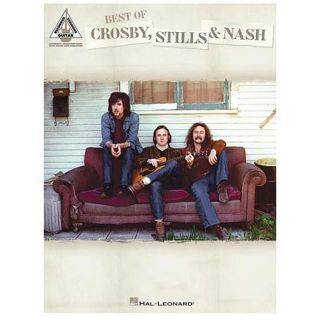 Best of Crosby, Stills and Nash (Notes and Tablature)