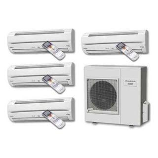Friedrich M36QYF Heat Pump, Cooling, 35200 BtuH, 230/208 V