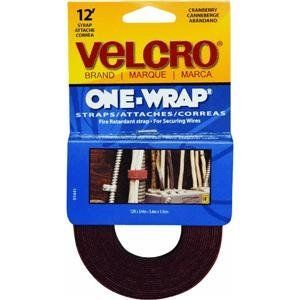Velcro USA 91441 Velcro Brand One Wrap Hook & Loop Strap