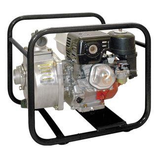Dayton 11G233 Engine Driven High Pressure Pump, 7.1 HP